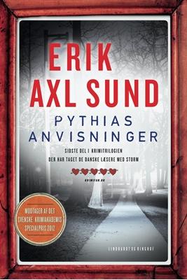 Pythias anvisninger Håkan Axlander Sundquist, Jerker Eriksson, Erik Axl Sund 9788711383995