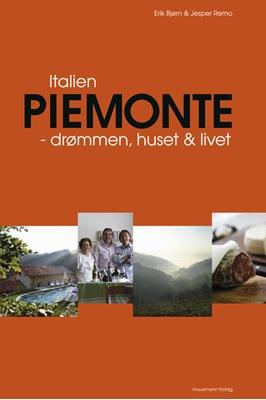 Piemonte - Italien Erik Bjørn, Jesper Remo 9788792746078