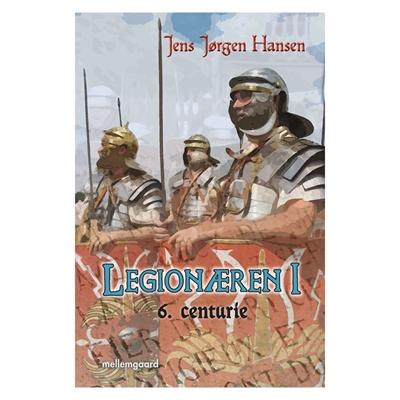 Legionæren I Jens Jørgen Hansen 9788771903003