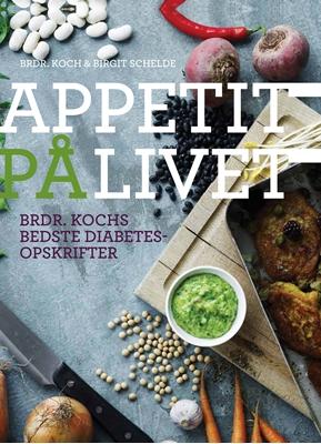 Appetit på livet Michael Koch, Birgit Schelde, Jesper Koch 9788740020199
