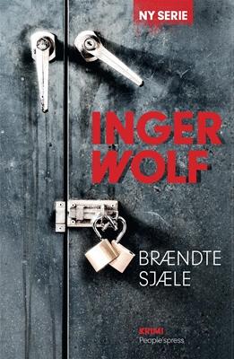 Brændte sjæle Inger Wolf 9788771595925