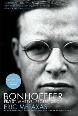 Bonhoeffer Erik Metaxas 9788771320817