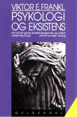 Psykologi og eksistens Viktor E. Frankl 9788702190762