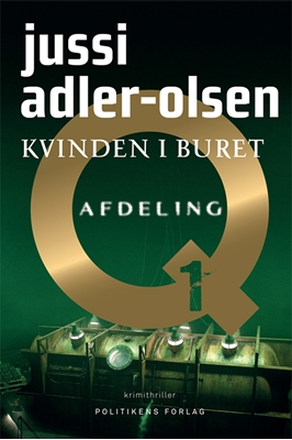 Kvinden i buret Jussi Adler-Olsen 9788740003826