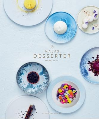 Majas desserter Maja Vase 9788740036169