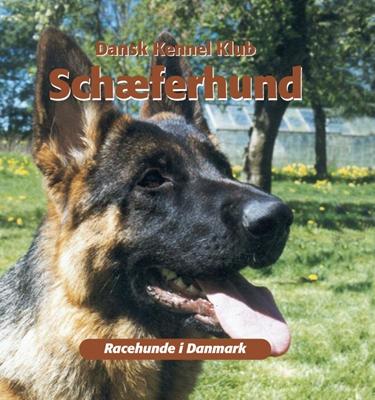 Schæferhund Dansk Kennelklub 9788778576255