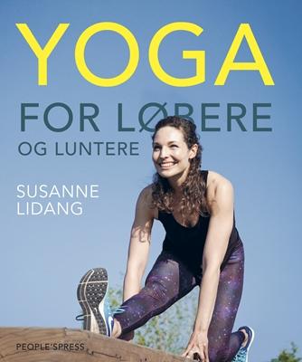 Yoga for løbere Susanne Lidang 9788771806076