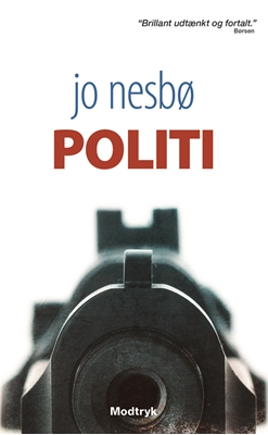 Politi Jo Nesbø 9788771460346