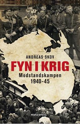 Fyn i krig Andreas Skov 9788771375886