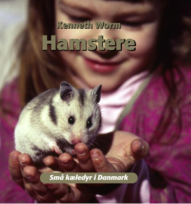 Hamstere Kenneth Worm 9788778576194