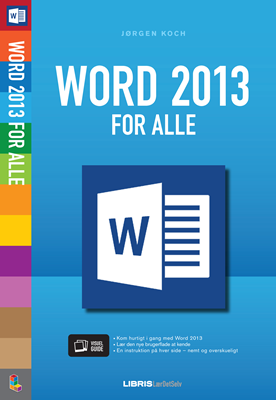 Word 2013 Jørgen Koch 9788778534347