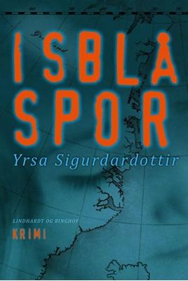 Isblå spor Yrsa Sigurdardottir 9788711405994