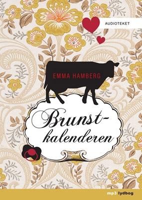 Brunstkalenderen Emma Hamberg 9788764503692