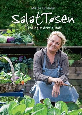 Salattøsen - Kål hele året rundt Mette Løvbom 9788740042030