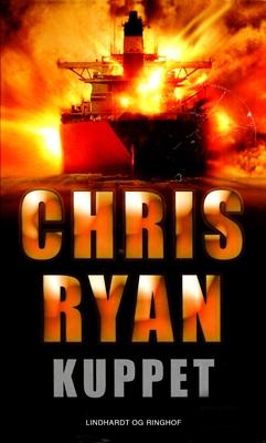 Kuppet Chris Ryan 9788711333303