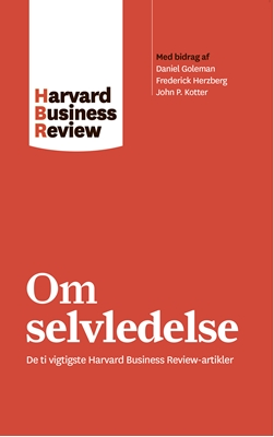 Om selvledelse Harvard Business Review 9788702221077