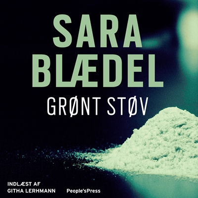 Grønt støv Sara Blædel 9788771089622
