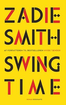 Swing Time Zadie Smith 9788763851183