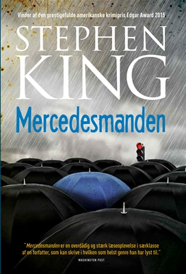 Mercedesmanden Stephen King 9788793323193