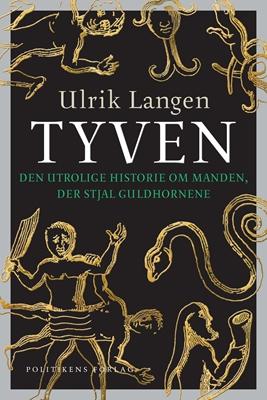 Tyven Ulrik Langen 9788740026504