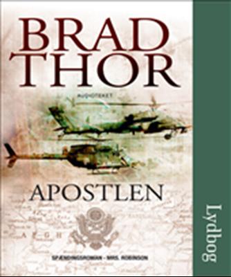 Apostlen Brad Thor 9788764506372