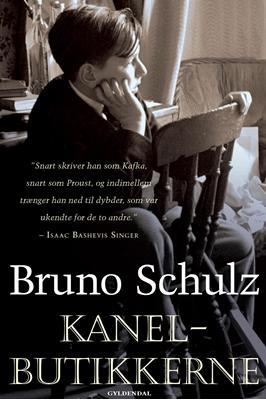 Kanelbutikkerne Bruno Schulz 9788702237351