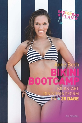 Bikini Bootcamp Anne Bech 9788702155037