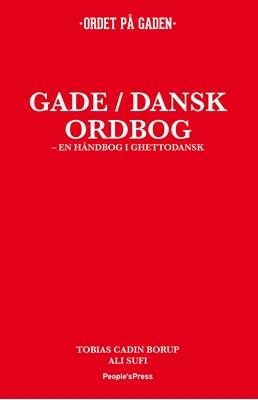 Gade/Dansk ordbog Ali Sufi, Tobias Cadin Borup 9788771592658