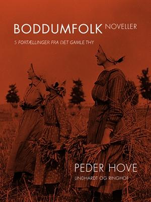 Boddumfolk Peder Hove 9788711588826