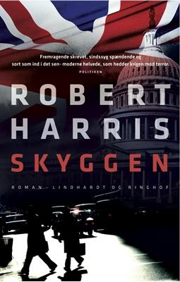 Skyggen Robert Harris 9788711394953