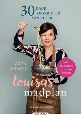Louisas madplan Louisa Lorang 9788711738337