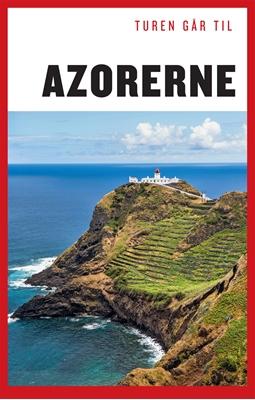 Turen går til Azorerne Frank Sebastian Hansen, Marie Louise Bisgaard 9788740018769