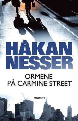 Ormene på Carmine Street Håkan Nesser 9788770535502