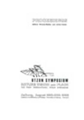 Proceedings - Utzon Symposium: Nature, Vision and Place Michael Mullins and Adrian Carter 9788773078914