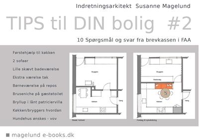 TIPS til DIN bolig #2 Susanne Magelund 9788792931085