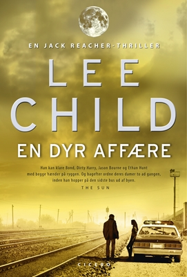 En dyr affære Lee Child 9788763827201