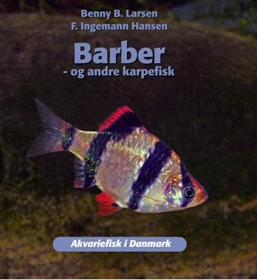 Barber - og andre karpefisk Benny B. Larsen 9788778576354