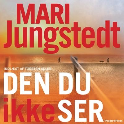 Den du ikke ser Mari Jungstedt 9788771089554