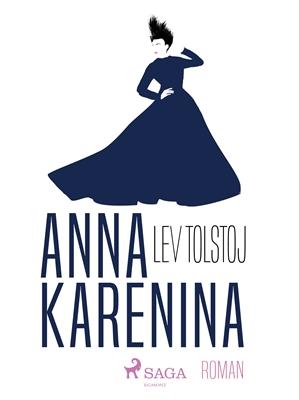 Anna Karenina Lev Tolstoj 9788711571507
