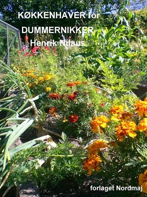 KØKKENHAVER for DUMMERNIKKER Henrik Nilaus 9788799596904