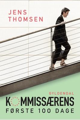 Kommissærens første 100 dage Jens Thomsen 9788702178265