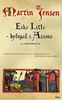 Eske Litle Martin Jensen 9788771290257