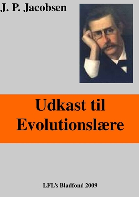 Udkast til evolutionslære Jens Peter Jacobsen 9788792211859