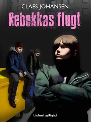 Rebekkas flugt Claes Johansen 9788711671283