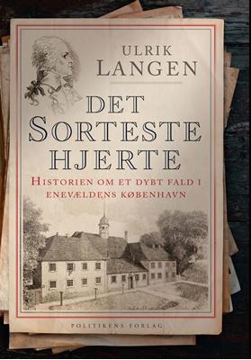 Det sorteste hjerte Ulrik Langen 9788740008395