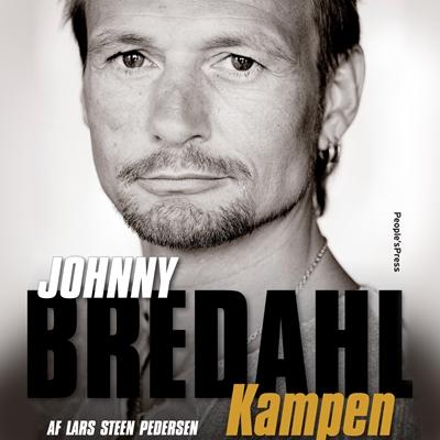 Johnny Bredahl - Kampen Lars Steen Pedersen 9788771372151