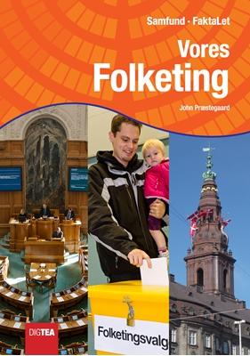 Vores Folketing John Præstegaard 9788771976144