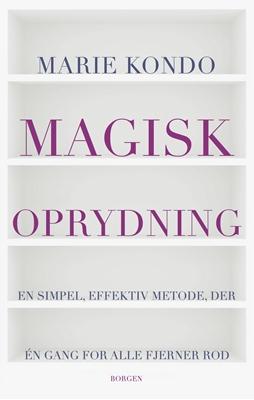 Magisk oprydning Marie Kondo 9788702166385