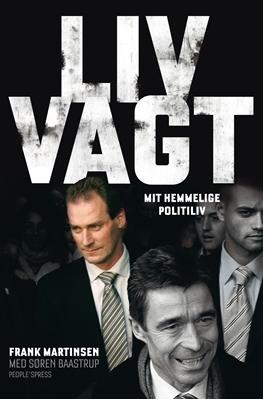 Livvagt Søren Baastrup, Frank Martinsen 9788771590951
