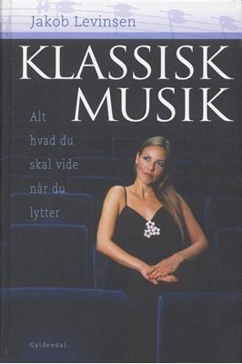 Klassisk musik Jakob Levinsen 9788702116687
